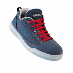 Chaussures de protection silhouette sportive Bary