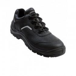 Chaussure basse de sécurité en cuir