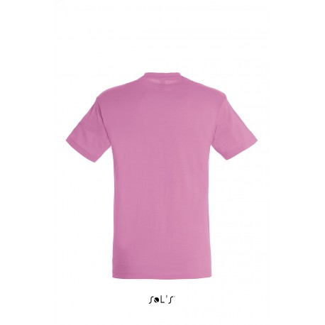 Tee-shirt homme femme col rond