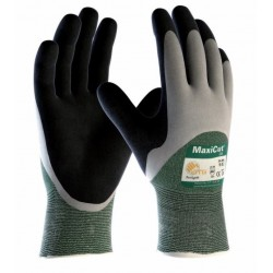 Gants double enduction en Nitrile