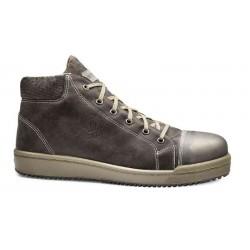 Chaussures montantes de sécurité avec semelle bidensité injectée