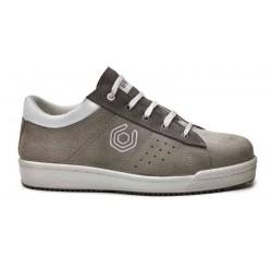 Chaussures basses de sécurité avec semelle bidensité appliquée