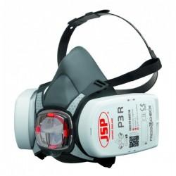 Masque FORCE8™ JSP avec paire de filtres P3 protection particules