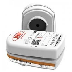 Paire de filtres protection particules & vapeur gaz A2 P3 pour FORCE8