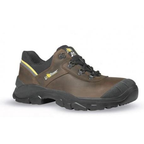 Chaussures de sécurité avec sur-embout renforcé