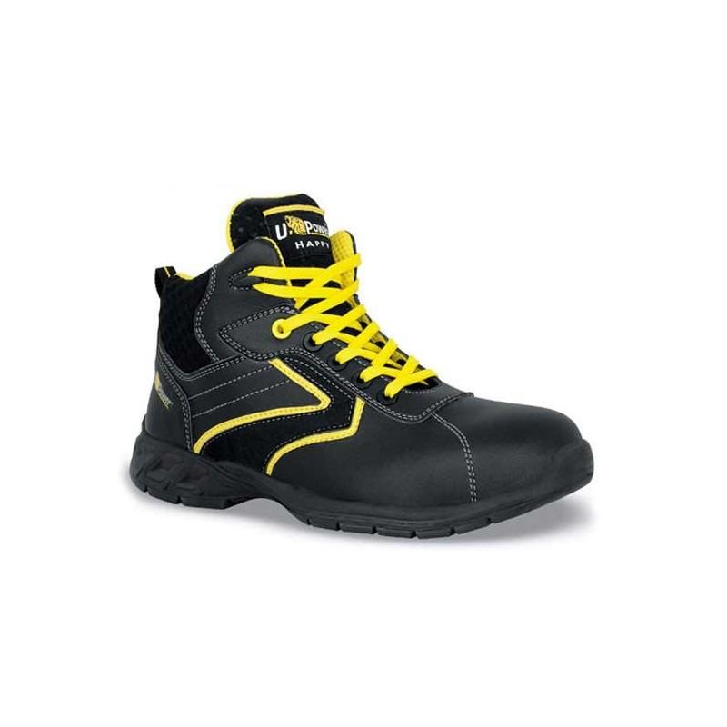 sélection premium 815b0 68fa9 Chaussures de sécurité sans métal et légères - montantes - KIR