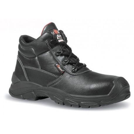 Chaussures montantes de sécurité en cuir hydrofuge S3 SRC - TEXAS