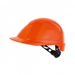 Casque de chantier 8 points de fixation non aéré