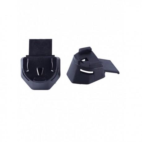 Adaptateur porte visière de casque de chantier gamme EPI protection tête