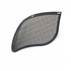 Visière grillagée pour casque de sécurité
