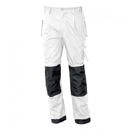 Pantalon de travail blanc epi store
