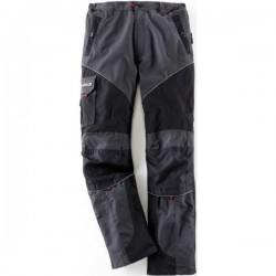 Pantalon de travail solide triple couture